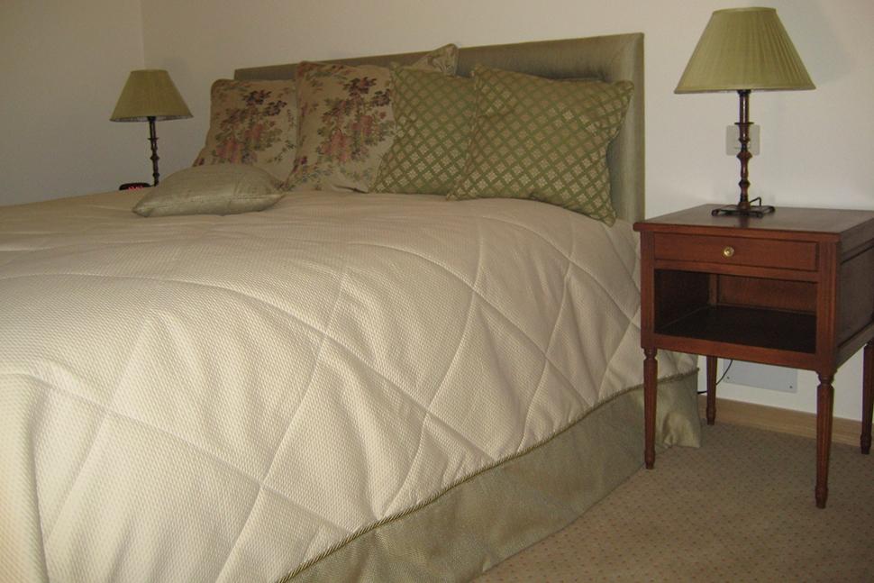 Bedsprei n decoratie lian - Decoratie van slaapkamers ...